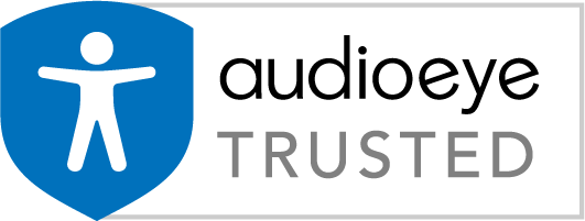 AudioEye Accessibility badge